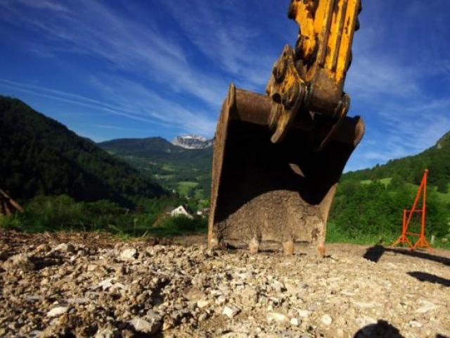 Bienvenue sur le site de JL Dupont, entreprise de terrassement  sur Évreux